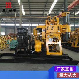 百米移机液压工程钻机 HZ-130YY地质勘探钻机