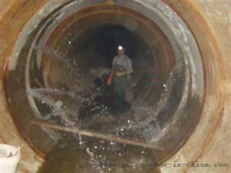 河北保定污水管道堵漏管道吉頭補漏