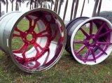 大尺寸轎車鋁合金鍛造輪轂鋁輪1139