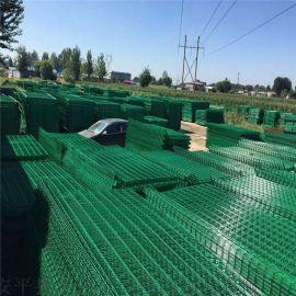 护栏网 广西公路护栏网 浸塑护栏网低碳钢丝