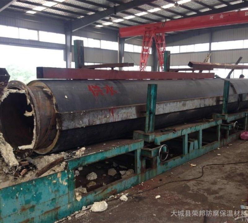 供应直埋蒸汽保温管,钢套钢蒸汽保温管道