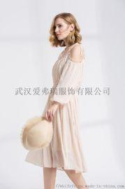 女装品牌折扣走份雅莹19年春夏装新款上衣连衣裙
