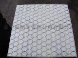 抗衝擊耐磨損圓筒混料機陶瓷襯板
