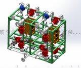 板式換熱器設計-機械設計-公司案例