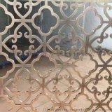 定制中式不鏽鋼屏風 客廳玄關鏤空隔斷加工
