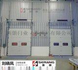 杭州电动滑升门、工业提升门、保温滑升门