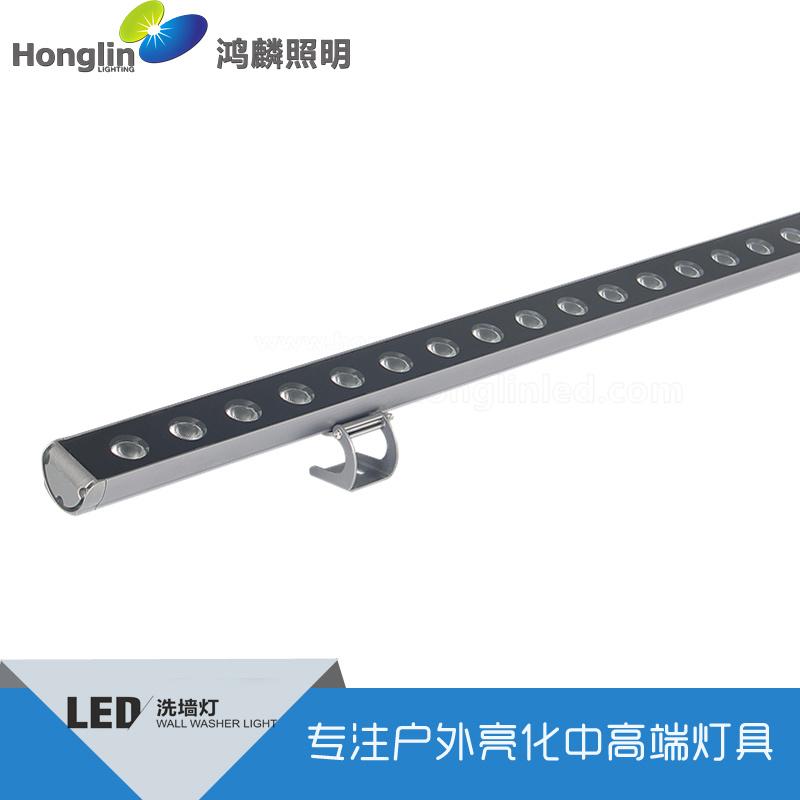 **无缝对接LED洗墙灯18W24W线形洗墙灯