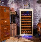 酒窖设计,不锈钢酒柜,实木酒柜定制