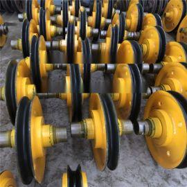 热销起重滑轮组 厂家直销双梁滑轮组轧制铸钢滑轮组