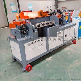 全自动数控液压钢筋调直切断机 调直切断一体机