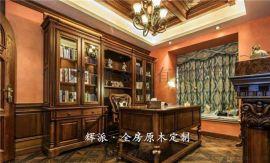长沙实木全屋家具实木鞋柜、实木酒柜门定制水性油漆