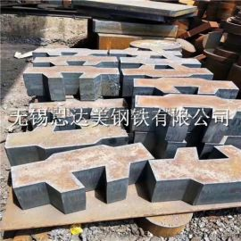 Q345B钢板切割,厚板切割下料,钢板加工