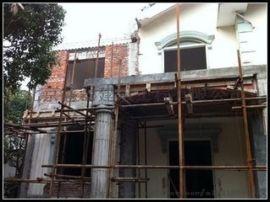 北京昌平區別墅擴建土建改造 別墅二層加建