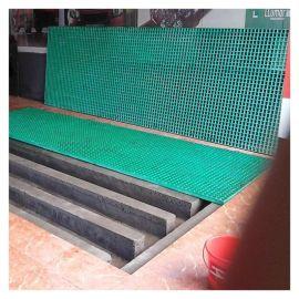 楼梯玻璃钢50散热格栅盖板规格
