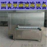 豬蹄速凍流水線 肉製品速凍設備