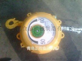 青岛正雨供应猪牛羊屠宰设备劈半据配套设备弹簧平衡器弹簧适配器