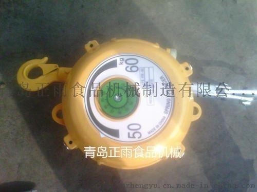 青島正雨供應豬牛羊屠宰設備劈半據配套設備彈簧平衡器彈簧適配器
