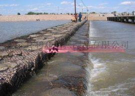 岩崩防护格宾网 锌铝合金石笼网固堤 渠道修建格宾石笼网