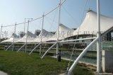 云连交通供应响水膜结构非机动车棚,膜结构雨棚