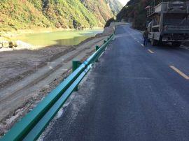 陕西省韩城市批发定做安装波形护栏 镀锌钢板护栏 防撞护栏