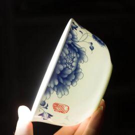 景德鎮陶瓷食具廠家 萱雅陶瓷食具批發價格