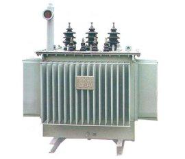 10KV全密封油浸式变压器