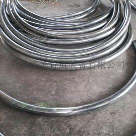 碳钢中频弯管 R=3D大半径弯管 S型弯管厂家