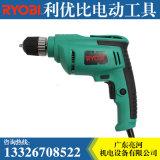RYOBI 利优比 正反转多档调速D-1075D 手电钻