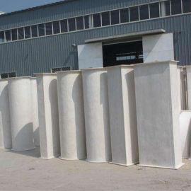 无机不燃玻璃钢风管 耐腐蚀使用寿命长 可接受定制