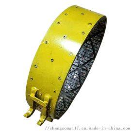 小松D41推耙机制动带制动片 小松原厂件推土机配件