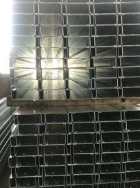 江苏C型钢  冲孔C型钢厂家生产加工