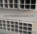 山东青岛厂家供应pvc九孔格栅管多孔格栅管