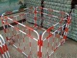 不锈钢伸缩安全围栏 伸缩反光隔离电力围栏