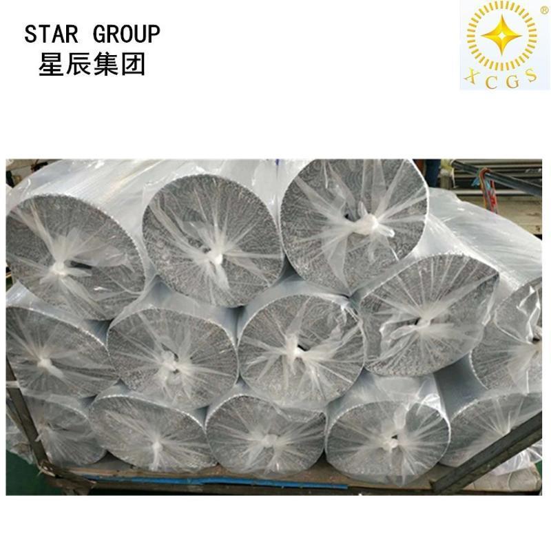 厂家  内蒙古双铝双泡纳米气囊反射层 屋顶建筑隔热保温材料