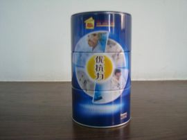 三节罐、食品罐、奶粉罐