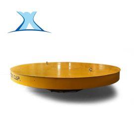 轨道直角转弯用轨道旋转平台 轨道转盘 电动手动可定制
