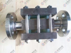 304板式液位計 不鏽鋼管道板式液位計 雙面液位計