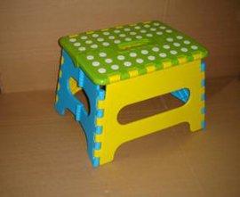 折叠收纳凳(586)