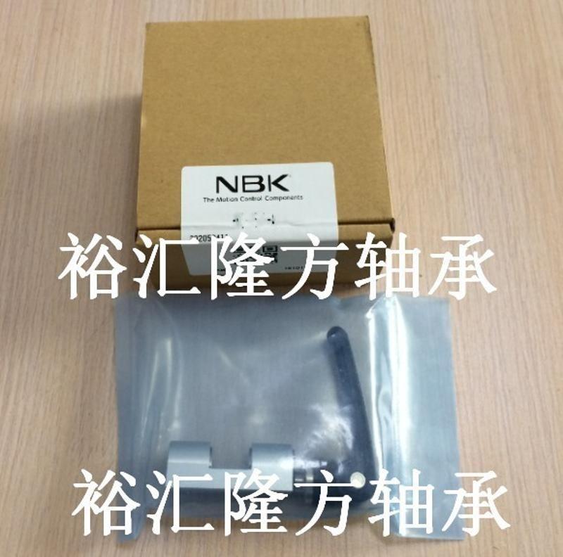 高清实拍 NBK NKC-1501-A 手动型导轨钳制器 NKC1501A 原装**