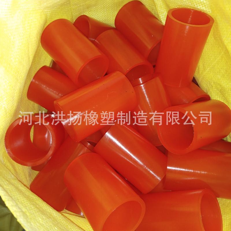 聚氨酯彈性套 空心聚氨酯墊塊 耐磨聚氨酯套管