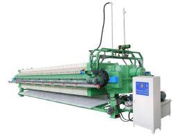 山东景津程控隔膜压滤机 XZN250/1250-U型号隔膜压滤机(配滤板)