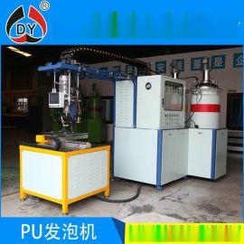 厂家供应 东莞滤清器发泡机 优质小型pu发泡机