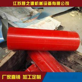 覆膜机聚氨酯耐磨横向压轮滚筒 辊筒动力滚筒