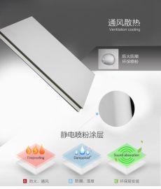 规格定制铝天花条扣花吊顶厂家定制按规格定制铝条扣