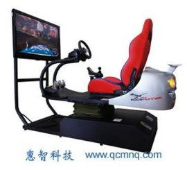 4D赛车游戏汽车模拟器