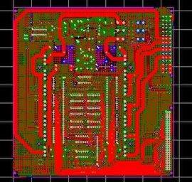 工控板PCB抄板
