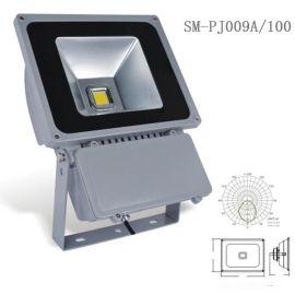 燧明LED100瓦防水集成COB含驱动投光灯