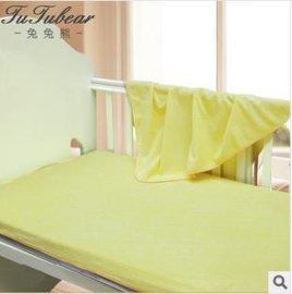 可洗防水透气尿垫加工母婴批发婴儿隔尿垫竹纤维新生儿隔尿垫**