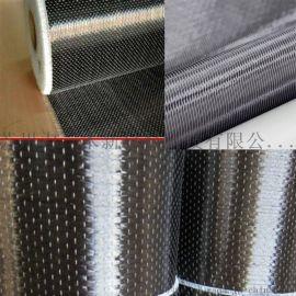 厂家直销房屋裂缝修补加固单向碳纤维布200克一级布