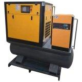 激光切割螺杆机 大功率低噪音 油润滑螺杆一体机